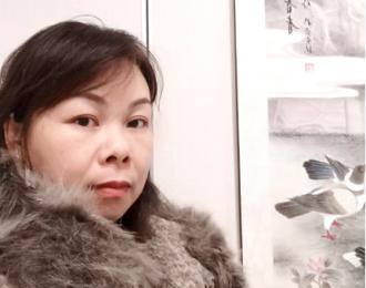 广西青年一级仕女人物画师杨蕾:浪漫画淑女 美女有新意
